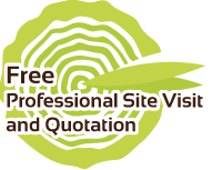 Free Professional Site Visit and Quotation